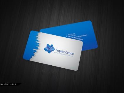 Projekt Centar : : : Business card design
