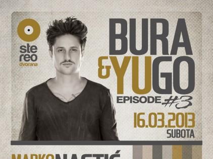 Bura & Yugo #3 : : : Poster B1