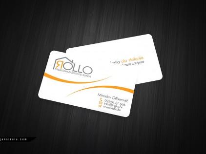 Rollo : : : Business card design