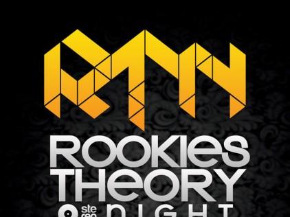 Rookies Theory Night : : : Poster B1