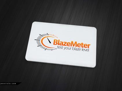 Blaze Meter